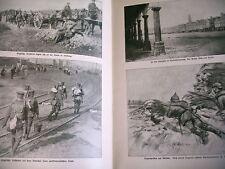 militaire première guerre mondiale ALBUM PHOTO GRANDE GUERRE KRIEGS ALBUM n° 22
