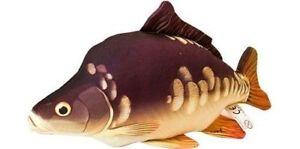 Fish Pillow - Mini Carp 35cm