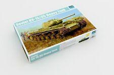 Trumpeter 01567 1/35 Soviet KV-1S/85 Heavy Tank
