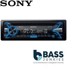 Sony MEX-N4100BT Bluetooth CD MP3 NFC USB Aux-In iPod iPhone Car Radio Stereo
