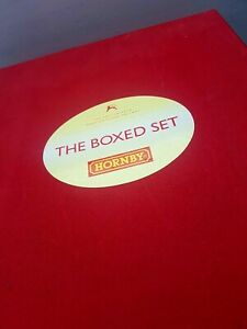 HORNBY R1038 'ORIENT EXPRESS' THE BOXED SET UNITED STATES LINES PULLMAN + LIGHTS