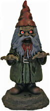 Male Garden Gnome Zombie Prop with Light Up Eyes