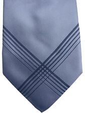 NEW & LINGWOOD Mens Tie Light Blue NEW BNWT