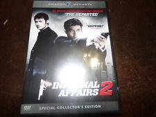 Infernal Affairs 2 (DVD, 2007)