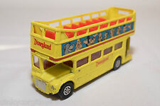 CORGI TOYS 470 DISNEYLAND ROUTEMASTER LONDON TRANSPORT BUS EXCELLENT CONDITION