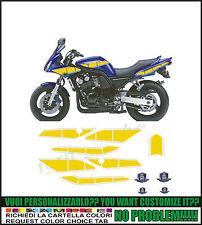 kit adesivi stickers compatibili fazer fz6 2002 50 anniversary