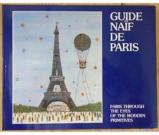 Hugonot Marie Christine - Guide Naïf De Paris Édition illustrée