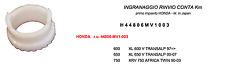 RICAMBIO INGRANAGGIO RINVIO CONTA CHILOMETRI KM HONDA XL 600 V TRANSALP 97=>
