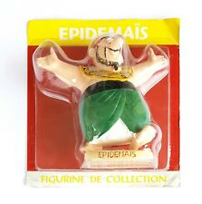 FIGURINE COLLECTION ASTERIX PLASTOY ED ATLAS N°47 EPIDEMAIS 11 cm EMBALLE