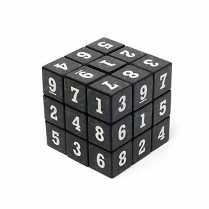 Sudoku Cube Puzzle Game Brain Teaser Adults Kids Childs Game Toys