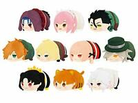 FGO Fate Mascot set vol.4 BOX Plush Doll Stuffed toy Edmond Ishtar Merlin JAPAN