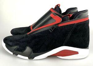 Nike Jordan Jumpman Z Sneakers Size 11.5 AQ9119-001 Black New