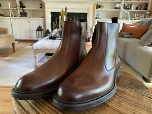 Bruno Magli Damiano Chelsea Boots - Size 10 D (medium) -  Made in Italy - New