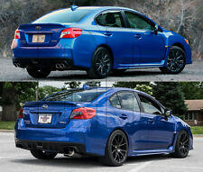 2015 Subaru WRX / WRX STI Tail Light Tint Overlays / Decals / Like Vinyl / Smoke