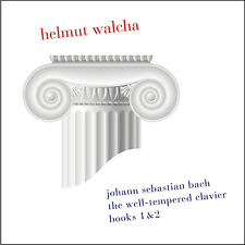 J.S. BACH: THE WELL-TEMPERED CLAVIER, BOOKS I & II BWV 846-893 — HELMUT WALCHA