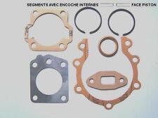 (M03) MOTOBECANE AV7 POCHETTE DE JOINTS + 2 SEGMENTS N.M.