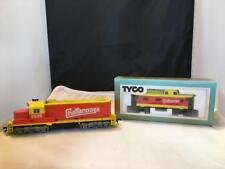 "TYCO VINT. COLLECTABLE GM EMD GP 20 ENGINE SET BROWN BOX ERA ""THE CHATTANOOGA""HO"