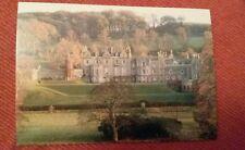 Abbotsford Melrose Roxburghshire Scotland Postcard Sir Walter Scott