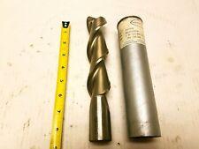"""Americut two flute single end mill 1.5"""" cutter, 1.25 shank HSS (NOS)"""