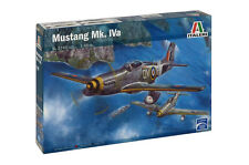 Italeri 2745 1/48 Scale Model Aircraft Fighter Kit WWII RAF P-51K Mustang Mk IVa