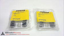 Turck Connector, Rj45S Idc - Pack Of 2 - Connector, Rj45 Port, Kit, New #241960