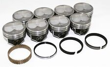 "Sealed Power Chevy 383 4.040"" .200 Domed Pistons & Moly Rings Kit SBC H635CP40"