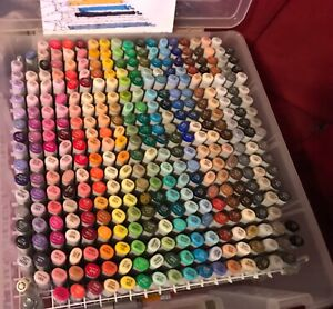 Copic Marker collection over 360 sketch Markers and refills with case.