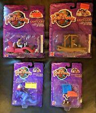 The Flintstones Collectible Figures 1993 Set of 4