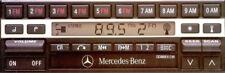 Mercedes Benz/Becker model 1480 rebuilt radio with Bluetooth Streaming