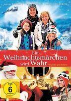 EIN WEIHNACHTSMÄRCHEN WIRD WAHR   DVD NEU