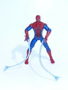 The Amazing Spider Man Whip Attack Web Battlers Action Figure Toy 2012