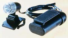 "Donegan LT-06 VisorLight® Clip-On Adjustable Xenon Light with 10"" Long Cord"