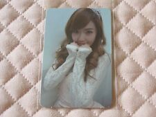 (ver. Jessica) SNSD 3rd Album Mr.Taxi Photocard KPOP Girls' Generation