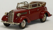 Opel Super 6 Cabriolet Model Car Handmade 1/43 Tin Wizard tw310-1