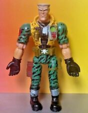 "VINTAGE Small Soldiers 12"" Talking Chip Hazard Punching Action FIGURE RARE"
