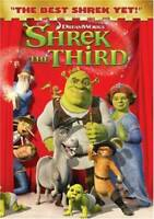 Shrek The Third (Full Screen Edition) - DVD - VERY GOOD
