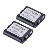 1500mAh Home Rechargeable Telephone Battery Panasonic P-P511 ER-P511 HHR-P402