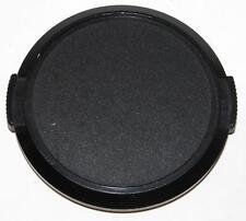Front Lens Cap 58mm snap on type black