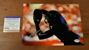 MIKE EVANS Signed Autographed Tampa Bay Buccaneers 8x10 Photo-PSA/DNA