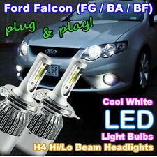 #F04 H4 Hi/Lo LED Headlight Bulbs for Ford BA/BF/FG Falcon XR6 Turbo G6E FPV F6