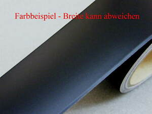 Zierstreifen 25 mm schwarz matt 711 Zierlinie Dekorstreifen mattschwarz