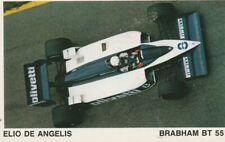 AA1 - Figurina Stickers Formula 1 Le Auto piu veloci del mondo Nr. 7