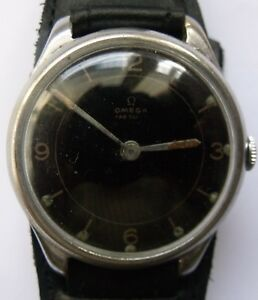 VERY RARE-Mens OMEGA-Mechanical Swiss wrist watch MEN,S