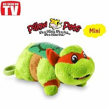 Teenage Mutant Ninja Turtles MINI Pillow Pets Dream Lites - Michelangelo