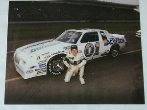 "nascar mark martin picture 01 Activision car from early 80's 11""x14"""