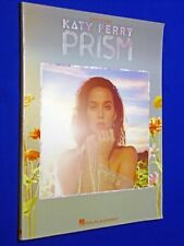 Katy Perry Prism Easy Piano Vocal Guitar Songbook Sheet Music Song Book