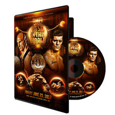 Official ROH Ring of Honor - Best In The World 2017 Event DVD