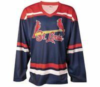 St Louis Cardinals / St Louis Blues SGA Jersey 09/13/2019 NHL Stanley Cup Champs