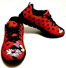 DISNEY Mickey & Minnie Mouse Shoes Men's Size 5 / Women's Size 7 (W-27)