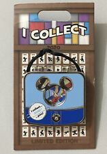"""Timothy Mouse Bag Pin – Disney Treats – """"I Collect Food Pins'' – Limited Edition"""